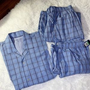 NWT Men's 3 piece Nautica pajama set